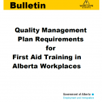 Quality Management Plan Requirements PDF