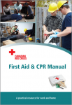 Red Cross First Aid & CPR Manual